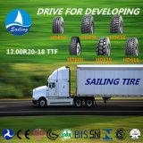 radial lourd de bus de camion de vente chaude de 12.00r20-18 Ttf tout le pneu en acier