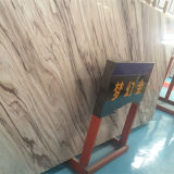 Tegel van de Muur van de Plak van de goede Kwaliteit de Gouden Marmeren voor het Verkopen