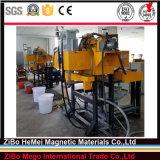 赤鉄鉱、Siderite、褐鉄鉱、マンガンの鉱石、水晶のための磁気分離器