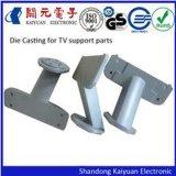 Il supporto della parentesi del calcolatore della TV di alluminio il rivestimento della polvere della pressofusione
