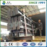 Q235, Q275, Q345, Ss400, laminado a alta temperatura, viga de aço do carbono H/I para a construção