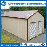 Конструкция и изготовление здания пакгауза мастерской стальной структуры