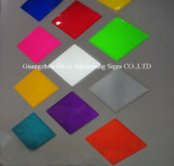1220X2440mm en 2050*3050mm Plastic AcrylBlad voor 3mm
