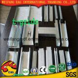 Tarjeta/azulejos de papel laminados PVC del techo del yeso