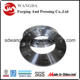 Kundenspezifischer legierter Stahl-Platten-Flansch für Rohr