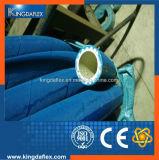 FDA de Standaard Blauwe RubberSlang van de Rang van het Voedsel van de Dekking (150psi/10bar)