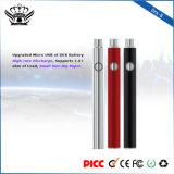 Grands de la vapeur 350mAh grande E batterie de cigarette de la vente en gros 510 rechargeables