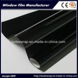 卸し売り自動車太陽フィルムの車の窓のフィルムBalck Vlt 5%の2つの層、スクラッチ抵抗力がある、紫外線99%