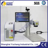 De Machine van de Printer van de Codage van de Laser van het Embleem van de Plaat van het metaal