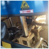 Máquina de trituração do fim de cinco facas para o perfil de alumínio de trituração