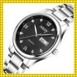 일본 Movt 다이아몬드 석영 시계 가격 스테인리스 뒤