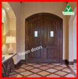Portello di entrata di legno di alta qualità