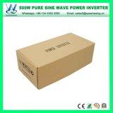 500W DC12V AC110/120Vの純粋な正弦波力インバーター(QW-P500)
