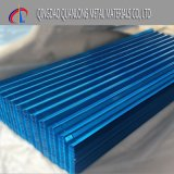El color cubrió el azulejo de azotea/prepintado cubriendo Sheet/PPGI acanalado cubriendo la hoja