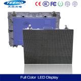 Visualización de LED de interior a todo color de Teeho P7.62 HD