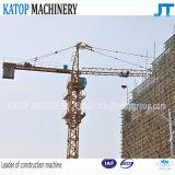 Katop Marken-bester Service-starker Qtz60-5010 Turmkran für Aufbau-Maschinerie