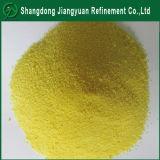 Couleur jaune de l'aluminium Chloride/PAC 30% de catégorie d'eau potable poly légère