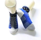 Van de Katoenen van de baby 100 Verwarde Sokken van de Peuter Losse Kier van het Manchet Antislip