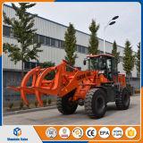 Bauernhof-Maschinerie-hydraulische Rad-Ladevorrichtung/Zuckerrohr-Ladevorrichtung/Miniladevorrichtung