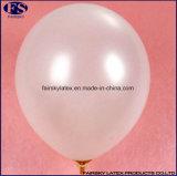 党は9インチの真珠カラー乳液の円形の気球を風船のようにふくらませる