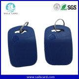 125kHz Plastic Cheap RFID Keyfob Tag