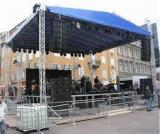 Этап освещения алюминиевый DJ напольного этапа договаривается ферменная конструкция крыши