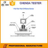 Ziehen elektronische Universalmaschine der prüfungs-Wdw-100 + Prüfung von der Screw+Bending Prüfung der Schraube aus