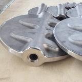 Disco da válvula de borboleta do aço inoxidável 316
