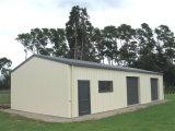 プレハブの軽い鉄骨構造の木造家屋(KXD-SSB2)