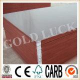 Noir de matériaux de construction/Brown/contre-plaqué Shuttering fait face par film rouge