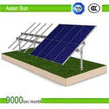 Bodenmontierung markiert System für Sonnenkollektor-Installation