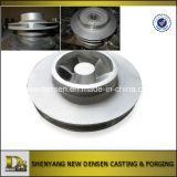 インペラーの水ポンプの製品のステンレス鋼の鋳造の投資鋳造
