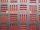 Сетка скрининга нержавеющей стали Perforated