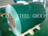 Materiais de telhadura de PPGL Colorbond/bobina de aço revestida zinco da cor