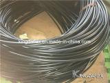 Boyau en caoutchouc hydraulique à haute pression de surface lisse