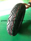 Neumáticos de la motocicleta del color