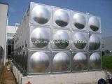 Traitement des eaux d'usine de réservoir d'eau d'acier inoxydable