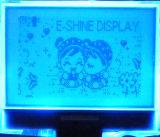 módulo gráfico de 128X128 LCD con el contraluz, matriz de PUNTO 128*128 LCM