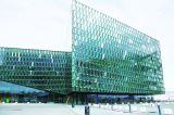 Moldação para a estrutura de aço e de vidro