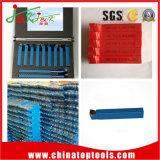Verkopende 45# het Draaien van de Bits van het Hulpmiddel van het Staal Carbide Getipte/Draaibank Hulpmiddelen