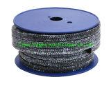 Embalagem da fibra do carbono com PTFE