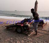 Gehen-Hinter Strand-Reinigungs-Maschine für Volleyball-Gericht und Golf-Gericht