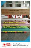 Tarjeta de yeso impermeable/tarjeta de yeso/mampostería seca hidrófugas