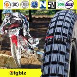 Populärer verschiedener Motorrad-Gummireifen/Reifen des Muster-2.75-17