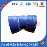 Fonte ductile Socket U Bend avec Bitume Coating