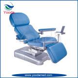 Chaise de sang électrique avec un moteur