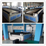 Laser Cutting Machine di Jq CO2 per Leather e Cloth