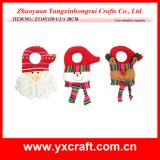 크리스마스 훈장 (ZY14Y70-1-2-3-4) 크리스마스 행복한 휴일 크리스마스 Deco