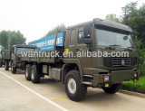Sinotruk HOWO 6X6 371HP Zz1257n4647 escoge el carro del camión del neumático