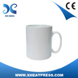 Tasse enduite, blanc, tasse en céramique